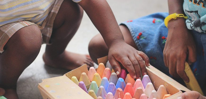 Arte na Educação como metodologia